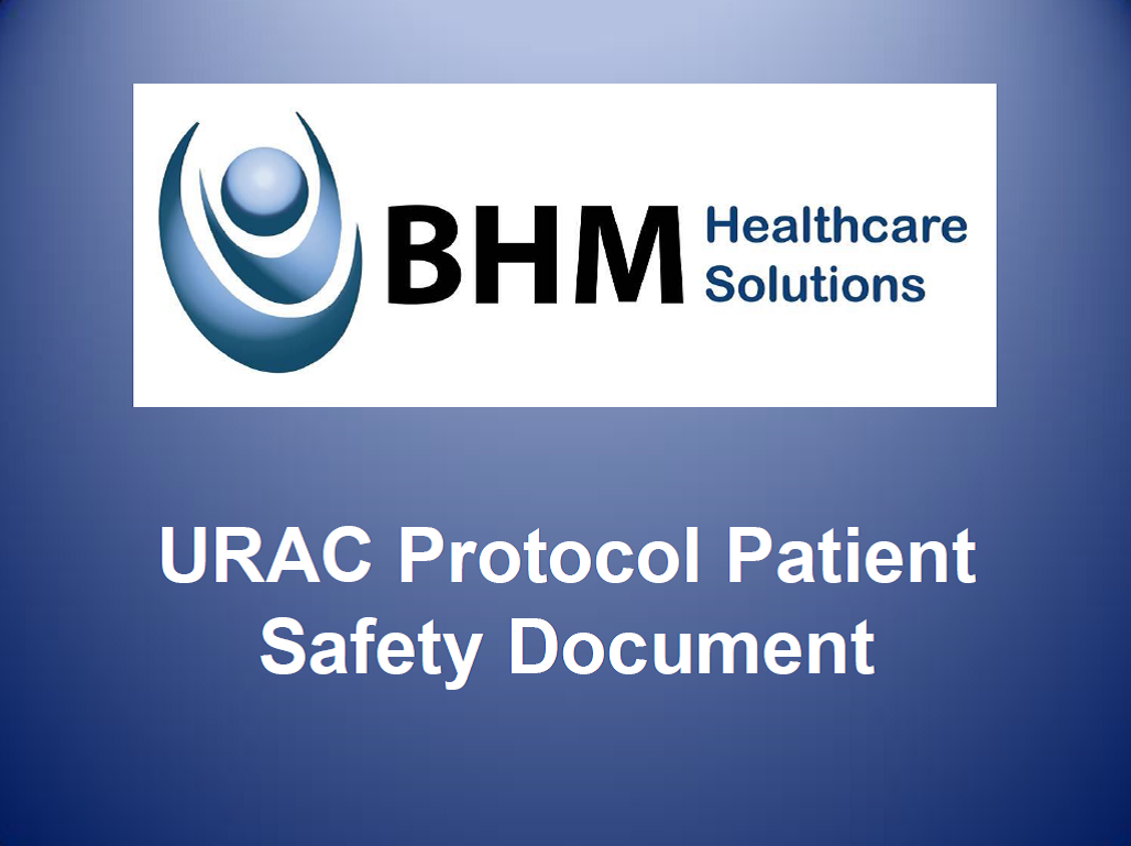 BHM URAC Accreditation Consulting