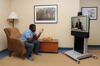 Telepsychiatry changes