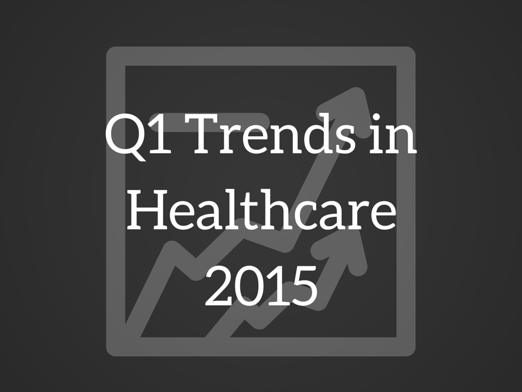 Q1 Trends in Healthcare 2015