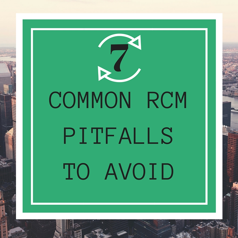 common revenue cycle management pitfalls to avoid