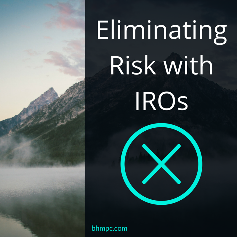 iros, risk, healthcare