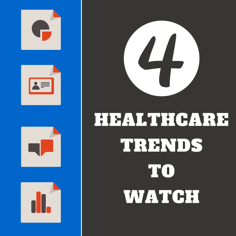 4 Healthcare Trends of 2015 Set in Motion by the ACA