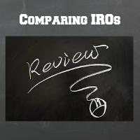 Comparing IROs