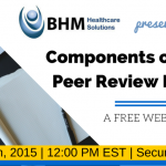 Peer Review Program | Medical Director Training
