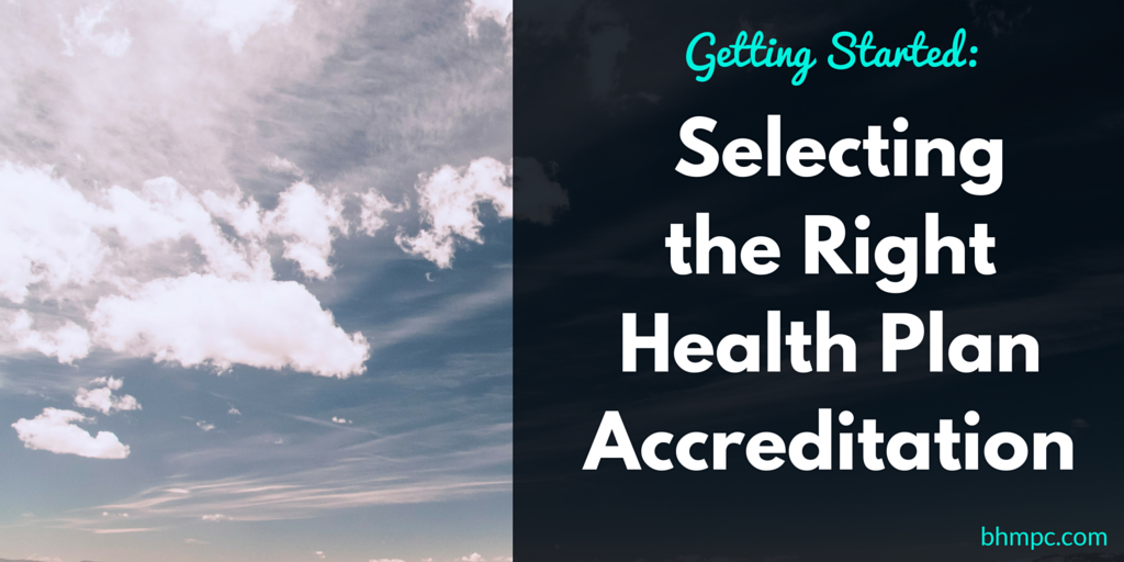 health plan accreditation: the difference between ncqa and urac