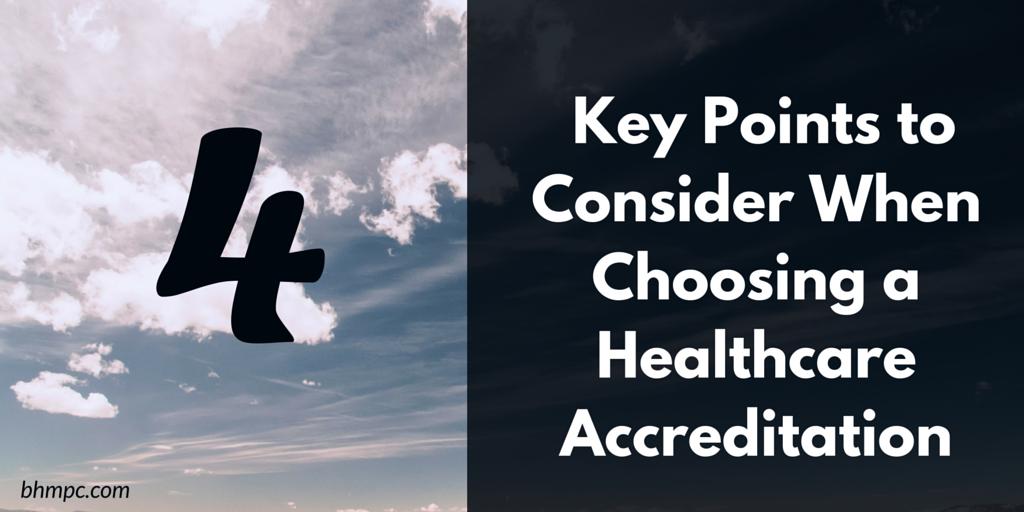 URAC, NCQA, TJC How To Choose an Healthcare Accreditation Body