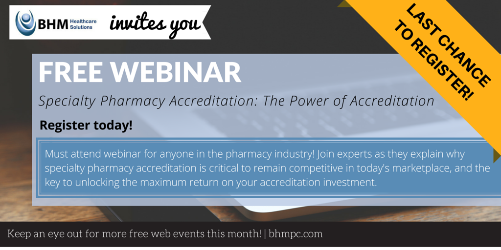 Specialty Pharmacy Accreditation How To Succeed