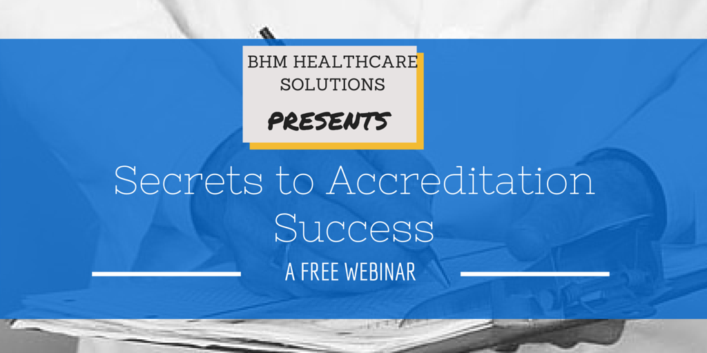 How to Benefit from Healthcare Accreditation URAC NCQA TJC CPPA