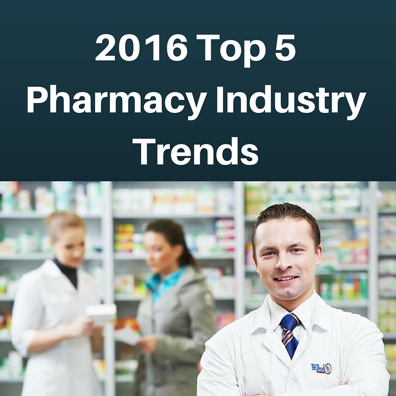 Top 5 Pharmacy Trends