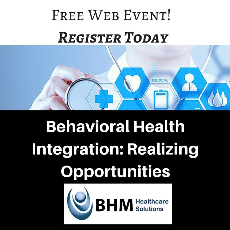 Behavioral Health Integration: Free Webinar