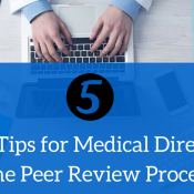 5 Tips for Medical Directors