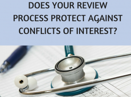 Conflicts of Interest Peer Review