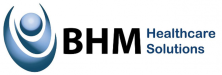 BHM Healthcare Solutions Sticky Logo