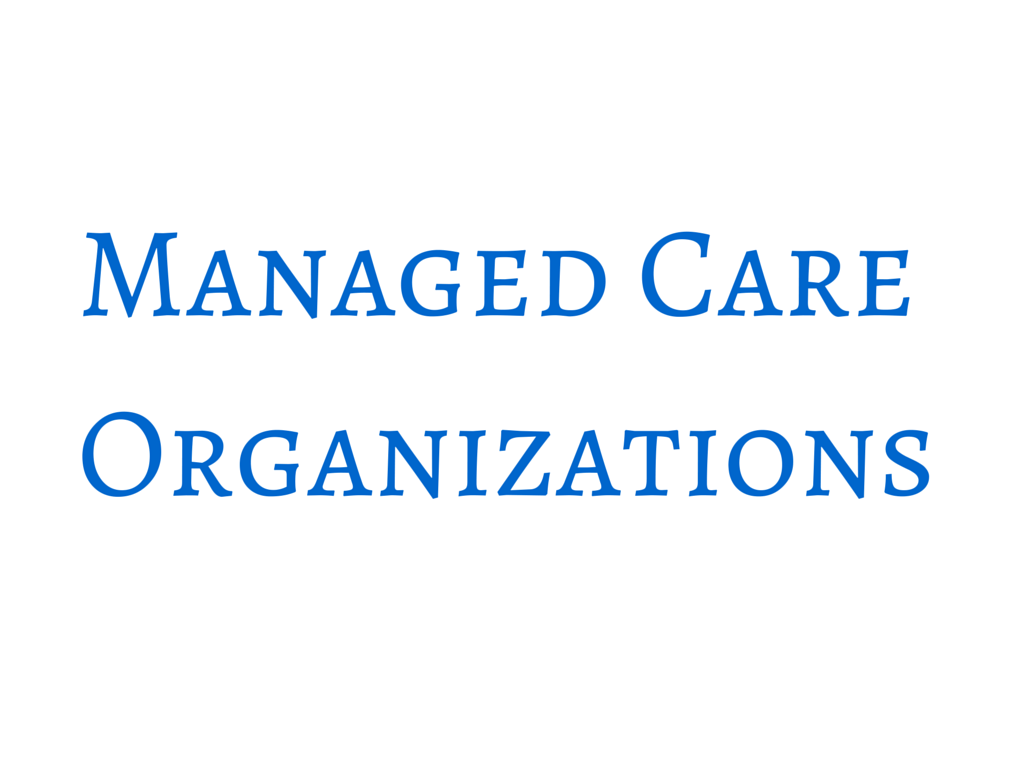 Managed Care Organization Archives - BHM Healthcare Solutions